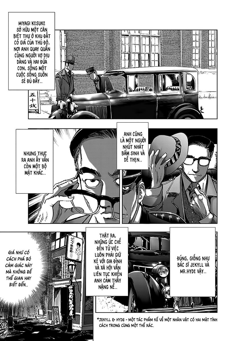 Dị Nhân Quán Chapter 63 - Trang 6