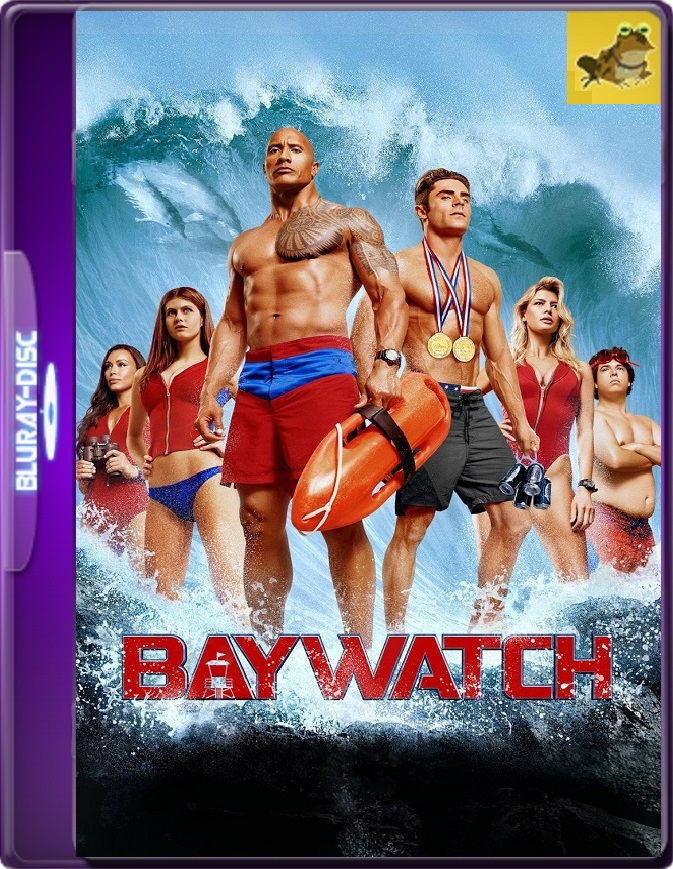 Baywatch: Guardianes De La Bahía (2017) Brrip 1080p (60 FPS) Latino / Inglés