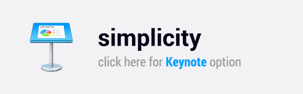 Simplicity 3.1 – Premium and Easy to Edit Template - 16