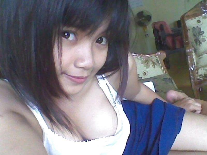 Malay nude selfie-7410