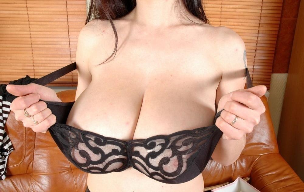 Slim girl huge tits-5490