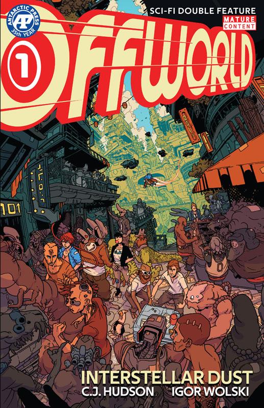 Offworld #1-7 (2020)
