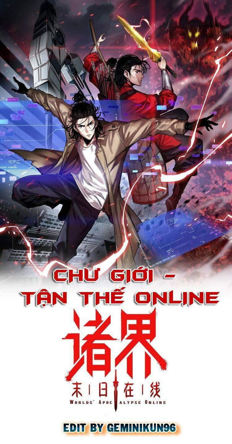 Chư Giới - Tận Thế Online Chap 12 . Next Chap Chap 13