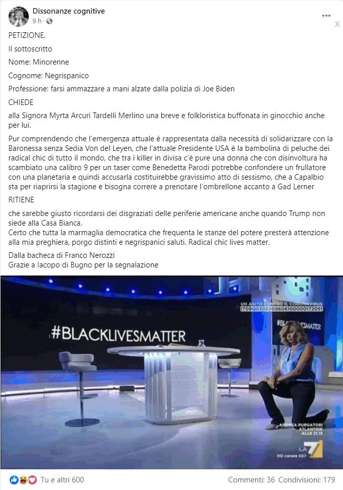 BLACK MATTER LIVES - Pagina 2 8lnZ1ErZ_o