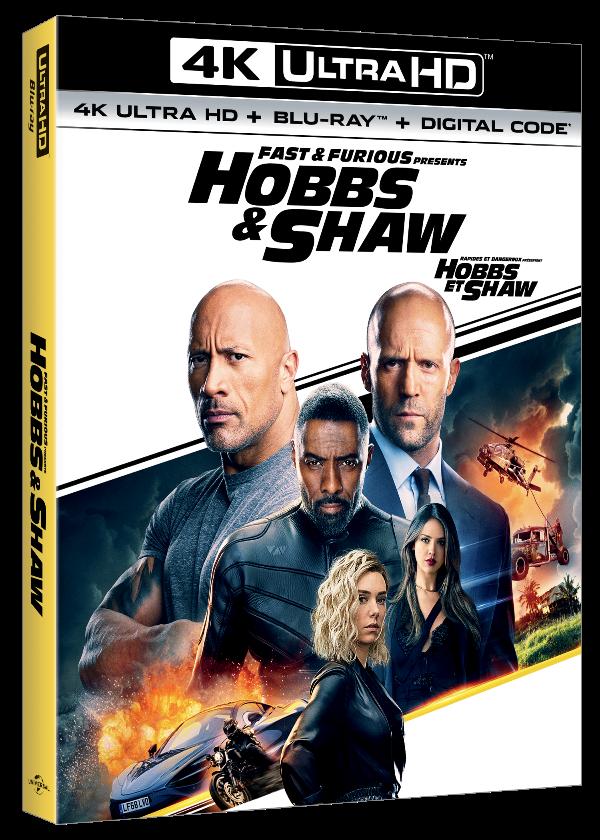 Hobbs Shaw 4k Ultra Hd Blu Ray Details Revealed Will
