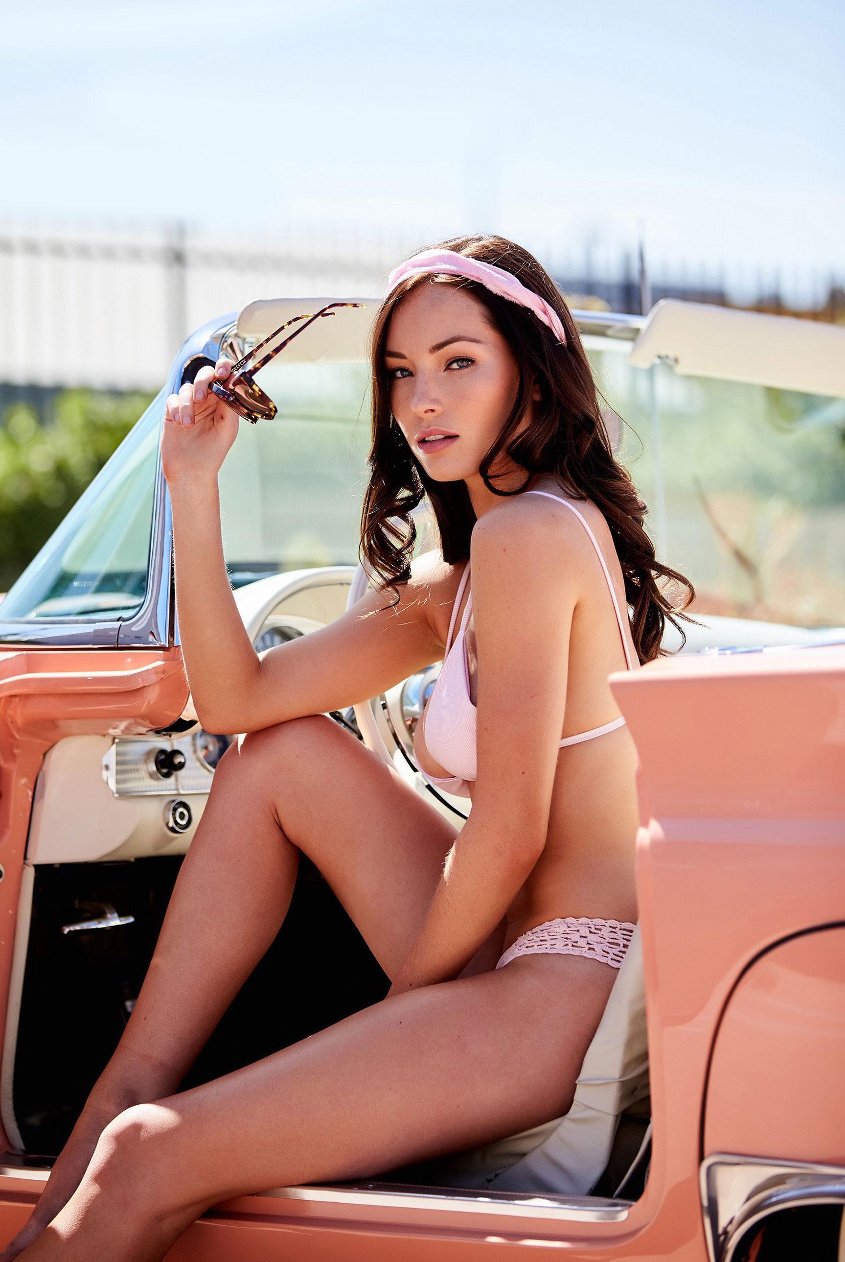 Pink Ladies by Skatie / Sophia Miacova, Allie Leggett, Chandler Bailey by John Schell