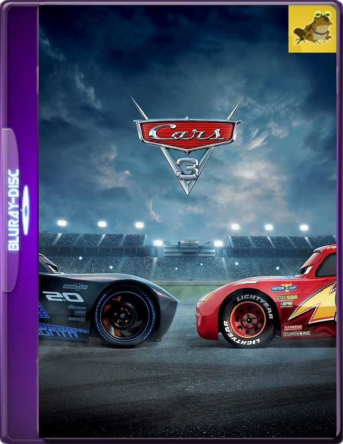 Cars 3 (2017) Brrip 1080p (60 FPS) Latino