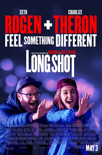 Long Shot 2019 Full English Movie 480p BluRay In 300MB