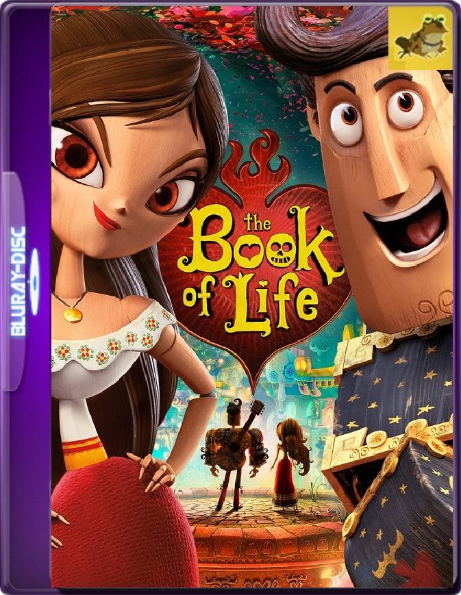 El Libro De La Vida (2014) Brrip 1080p (60 FPS) Latino