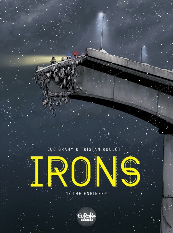 Irons 01 - The Engineer (2019)