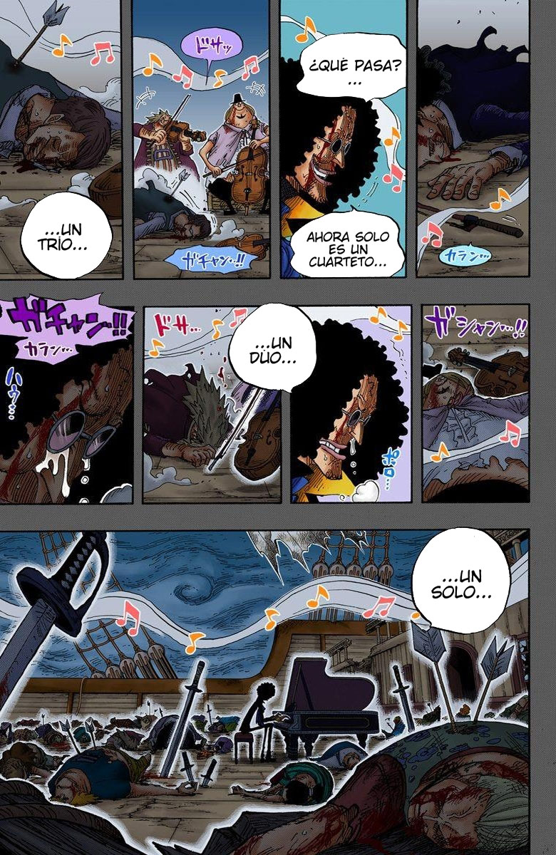 One Piece Manga 487-489 [Full Color] R5ESOPx3_o
