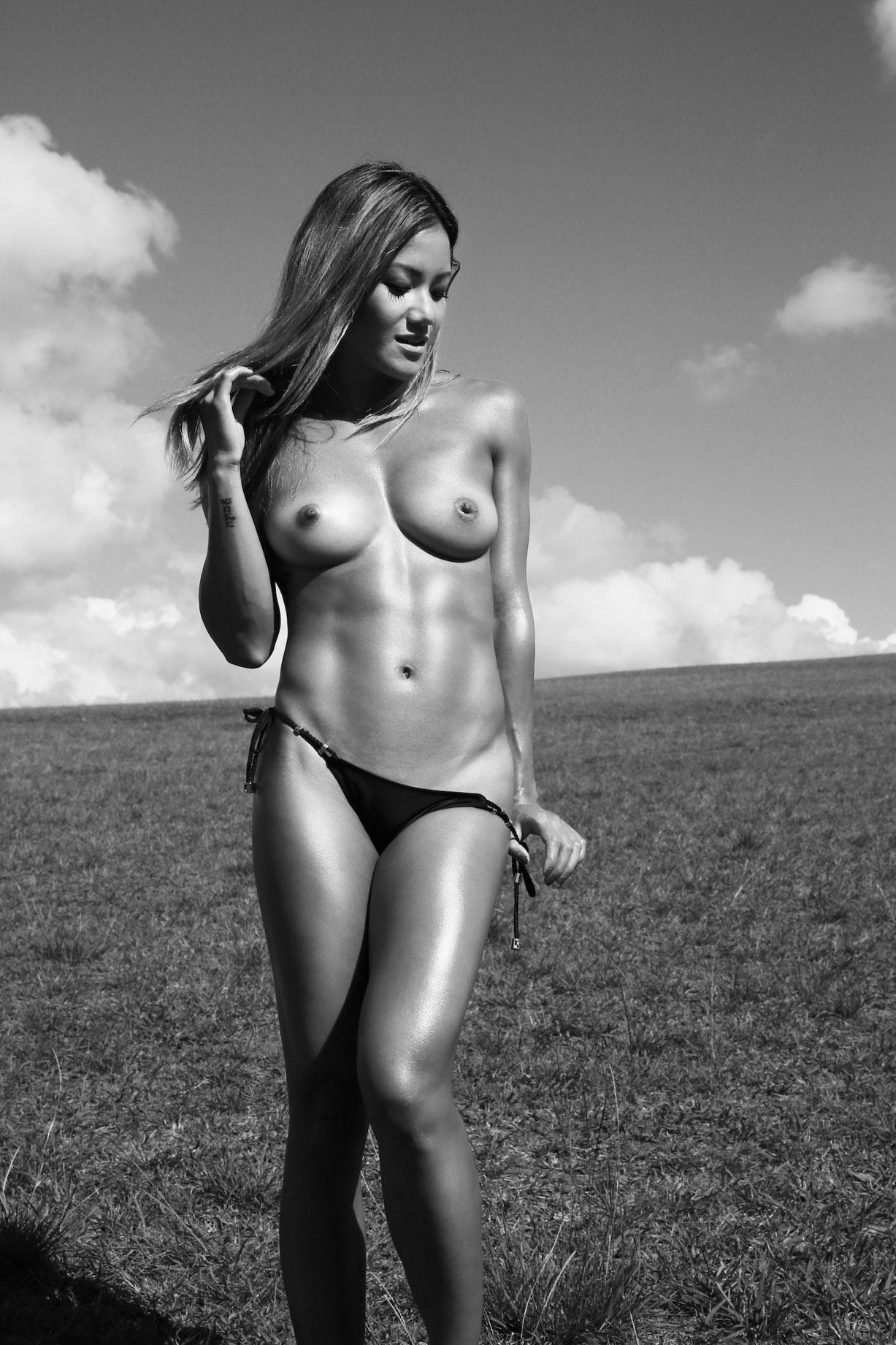 Claudia Klein nude by Josef Geranio
