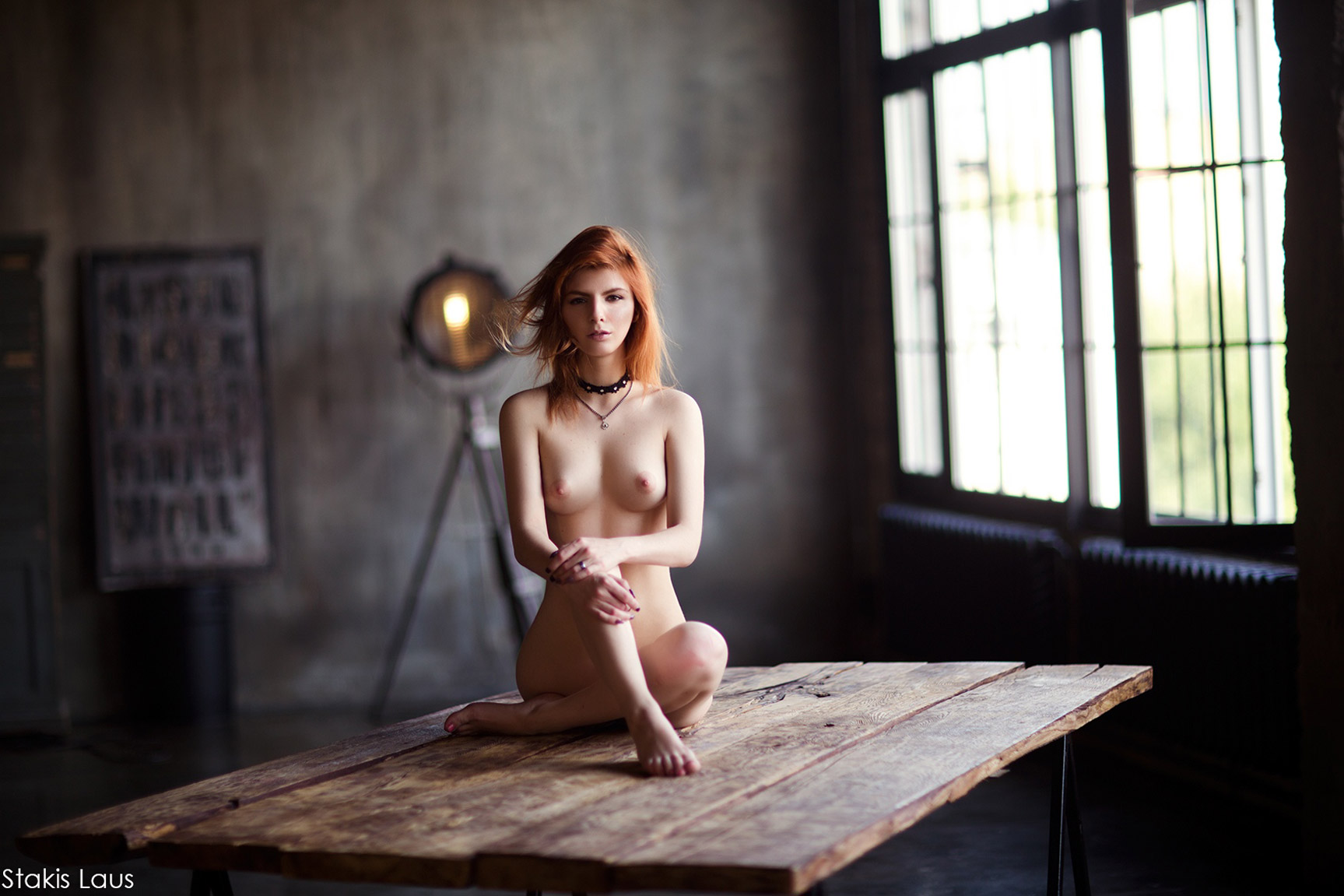 Анастасия Купер / Nancy Cooper by Stakis Laus
