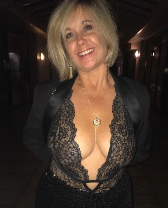 Nude lingerie mature-4508