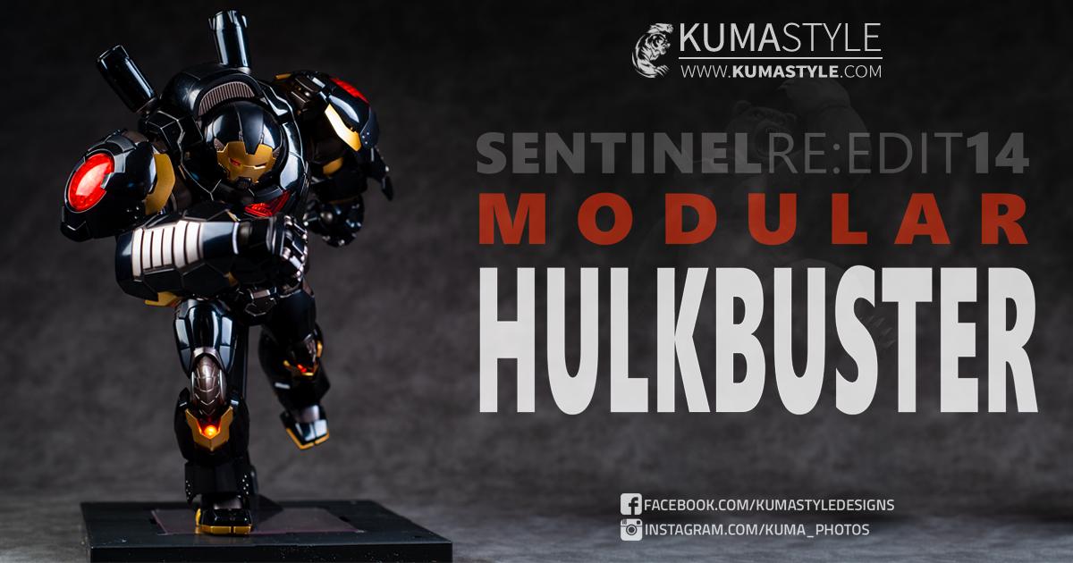 Hulk Buster Heavy Duty Modular Armor (Mattel) P8ThsZUS_o