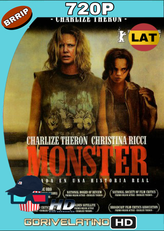 Monster Asesina En Serie (2003) BRRip 720p Audio Trial Latino-Castellano-Ingles MKV