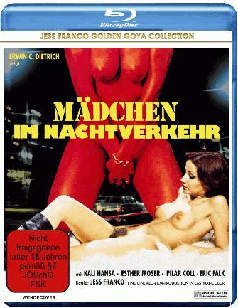 Mädchen Im Nachtverkehr / Girls In The Night Traffic / Wild Desire / Дикие Желания / Девушки В Ночное Время (Erwin C. Dietrich, Jesus Franco, Elite Film) (РУССКАЯ ОЗВУЧКА) [1976 г., Erotic, BDRip, 720p] (Kali Hansa, Pilar Coll, Esther Moser, Dio