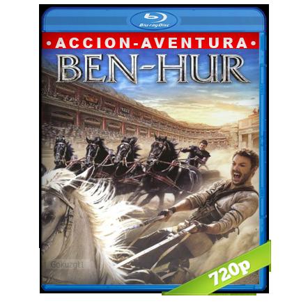 descargar Ben-Hur 720p Lat-Cast-Ing[Accion](2016) gratis