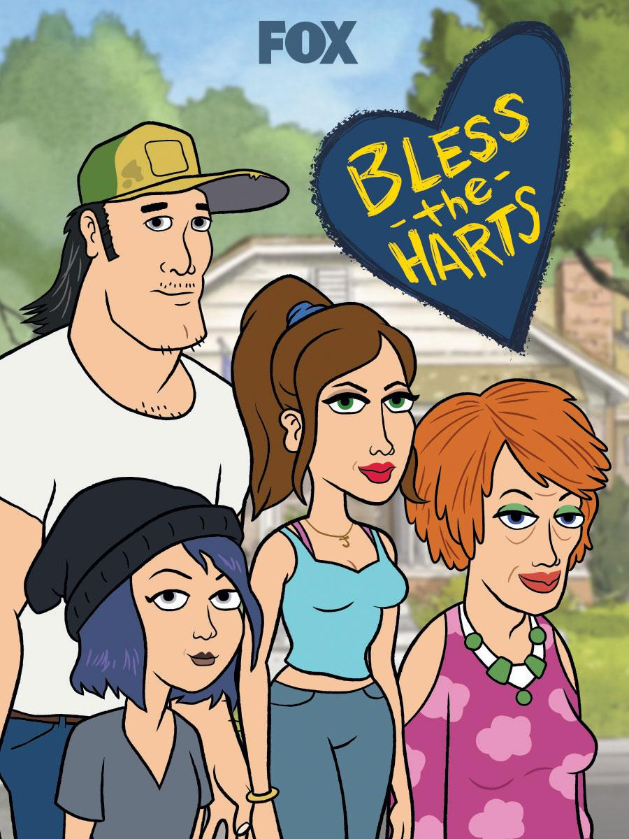 Bless the Harts S01E06 Pig Trouble in Little Greenpoint 720p AMZN WEB-DL DDP5 1 H ...