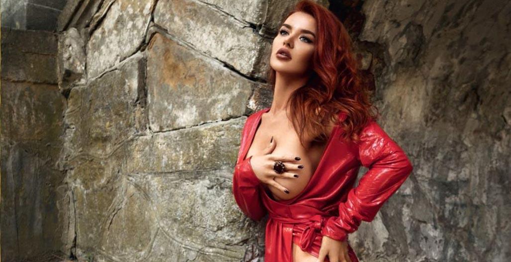 фотомодель журнала Playboy Маргарита Солодка, фотограф Антон Софийченко
