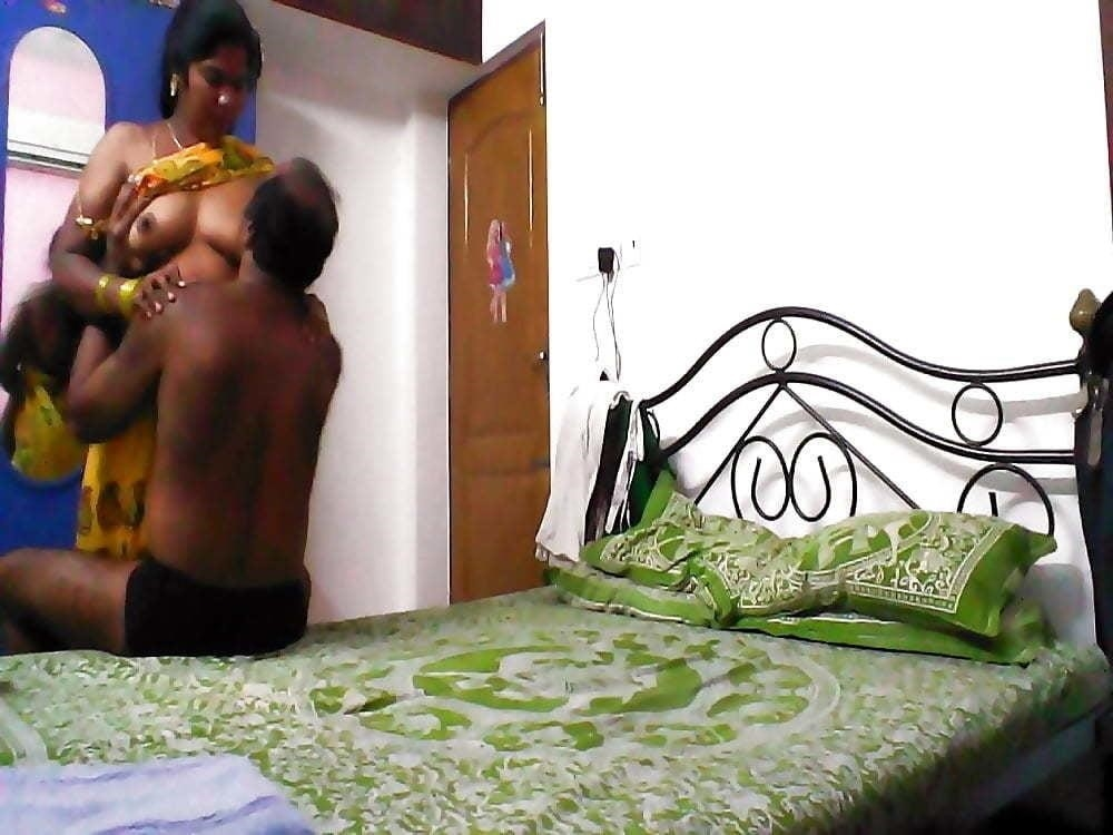 Tamil aunty hidden porn-5634