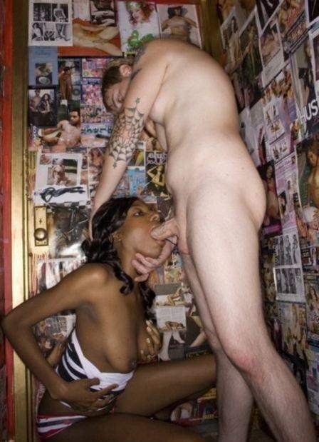 Black girl and white guy porn-1229