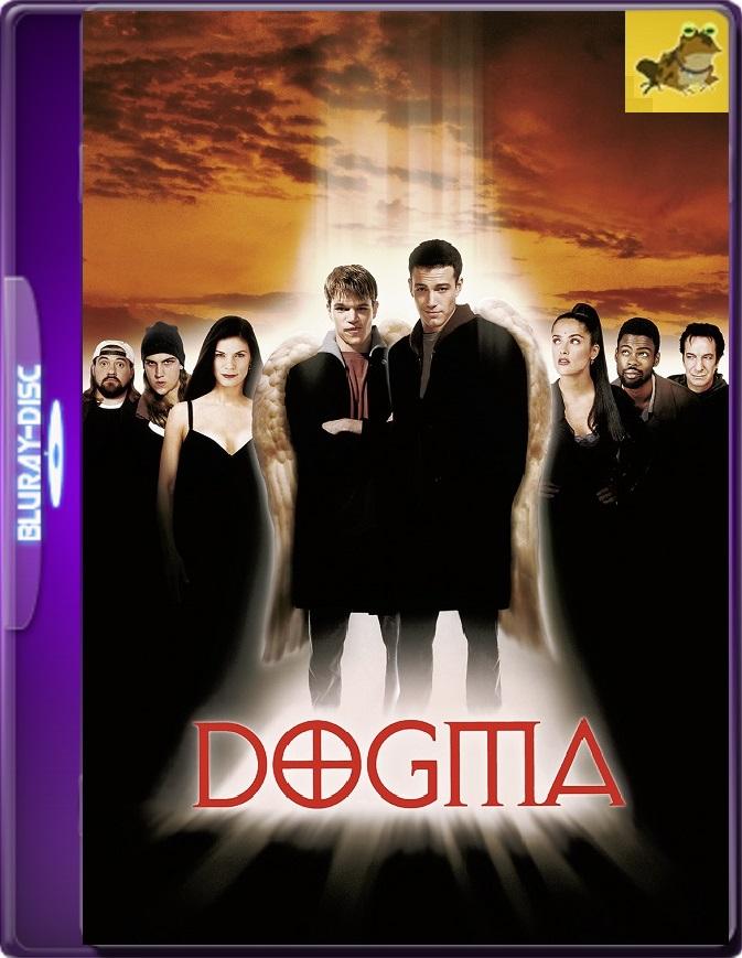 Dogma (1999) Brrip 1080p (60 FPS) Inglés Subtitulado