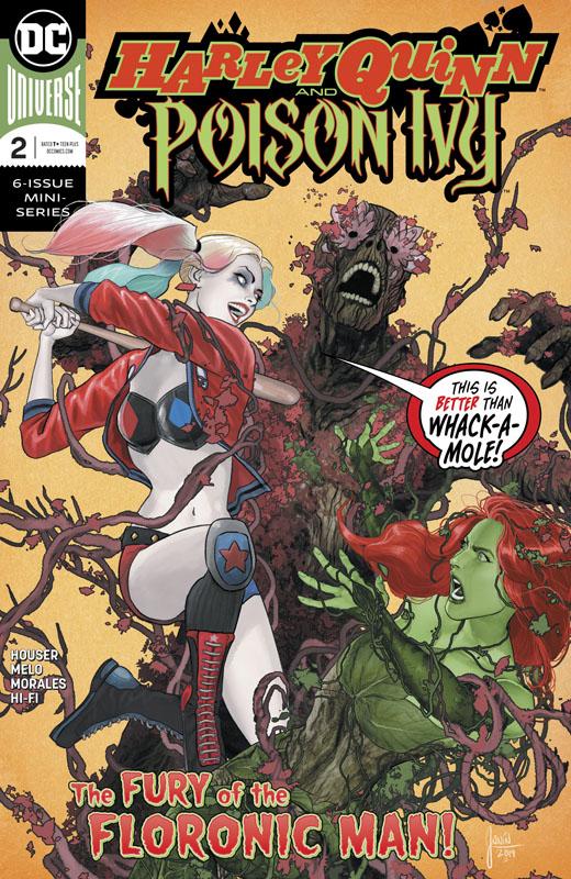 Harley Quinn & Poison Ivy #1-6 (2019-2020) Complete