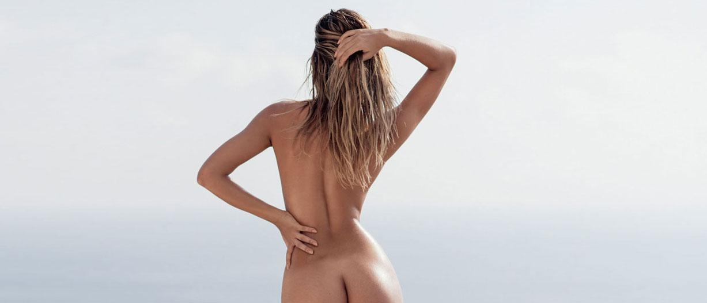 Sandra Kubicka by Christopher Von Steinbach - Playboy US march/april 2018