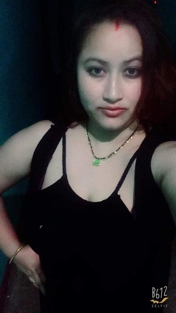 Bengali boudi sexy boobs-4496