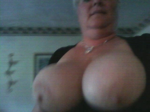 Nude granny big boobs-3542
