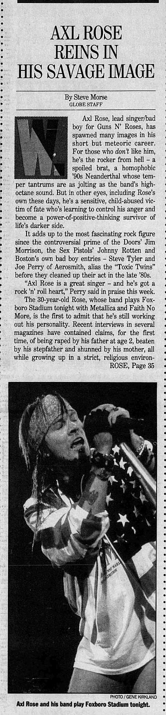 1992.07.31 - The Boston Globe - Axl Rose reins in his savage image TdJCGRDe_o