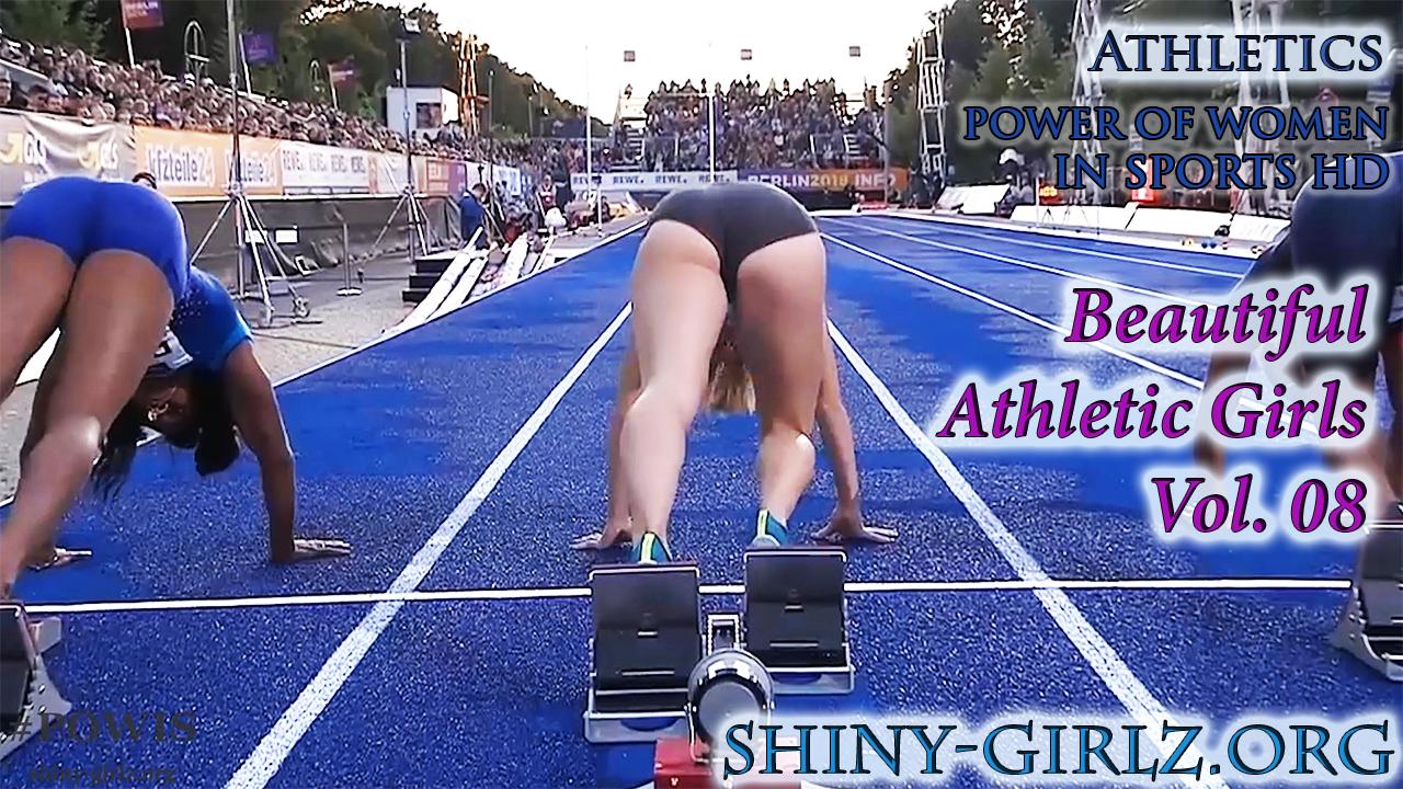 Beautiful Sport Girls 🏆 Athletics 🏆 Vol. 08