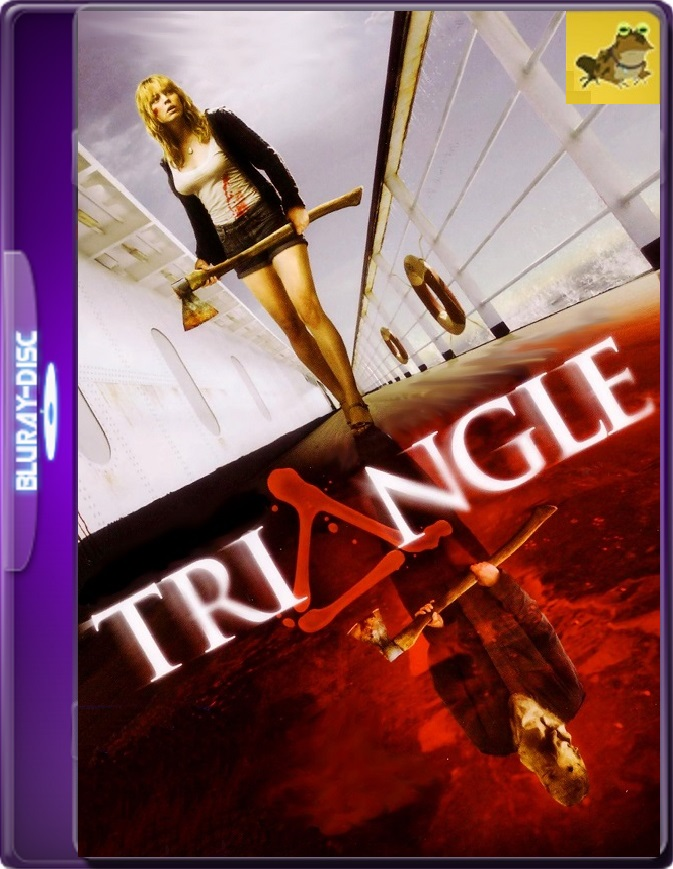 Triangle (OPEN MATTE) (2009) WEB-DL 1080p (60 FPS) Latino / Inglés