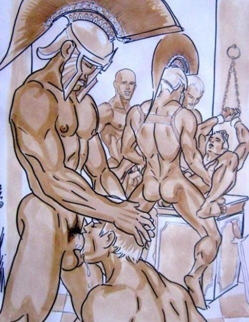 Roman slave xxx-1873