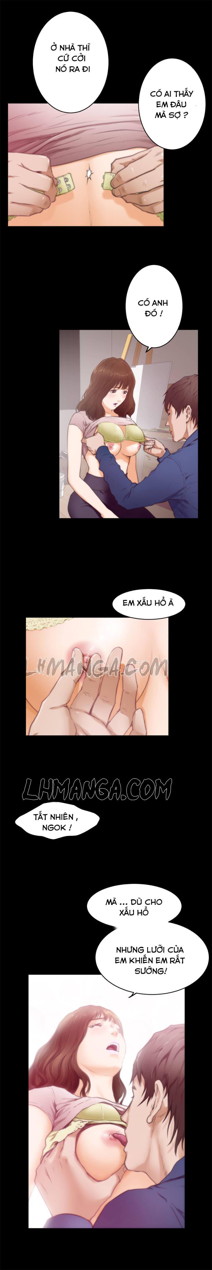 H-Mate Chapter 12 - Trang 3