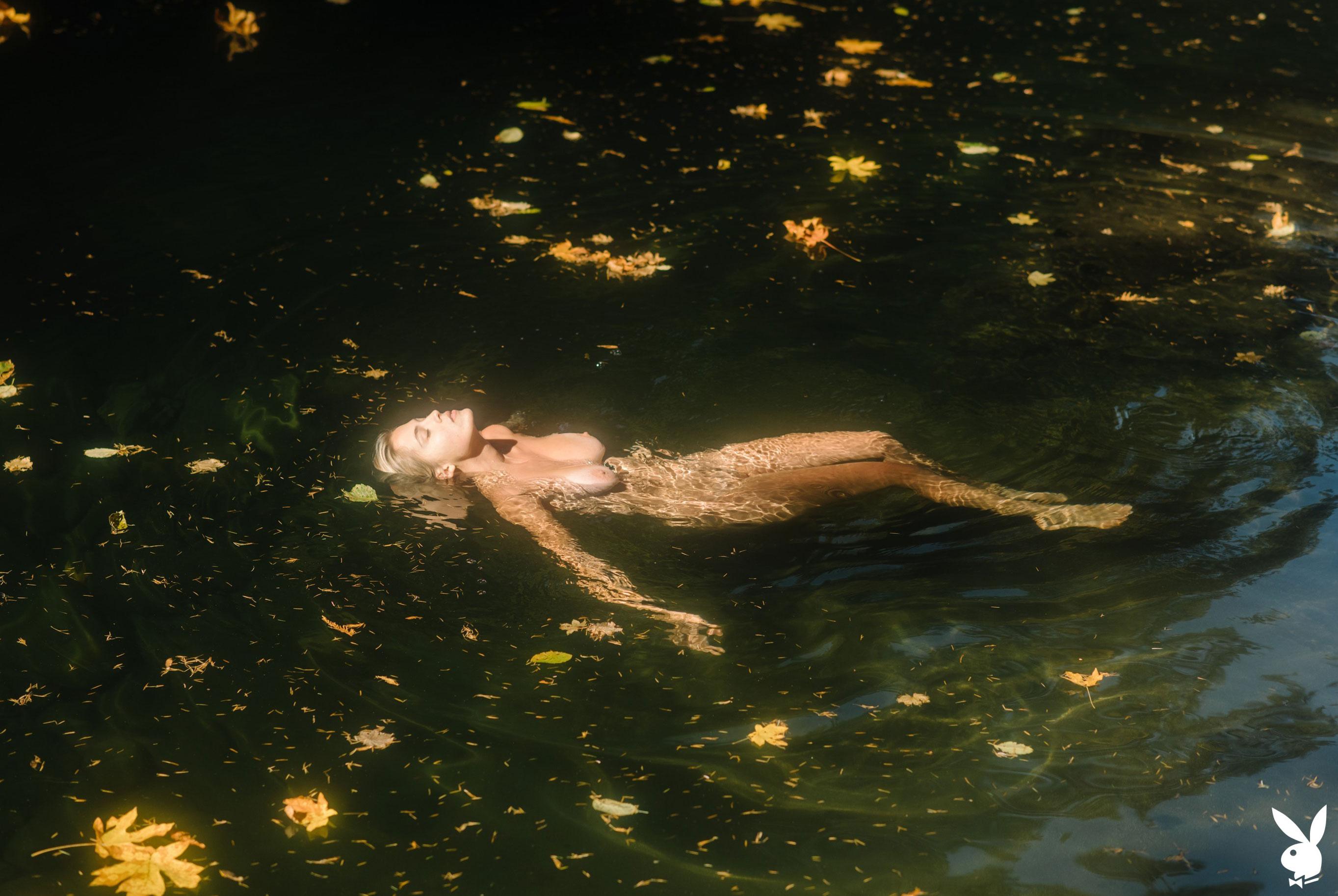 Меган Мур - Девушка месяца февраль 2019 Playboy США / фото 09