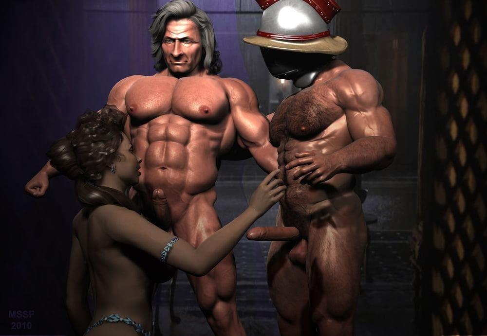 Roman slave xxx-2209