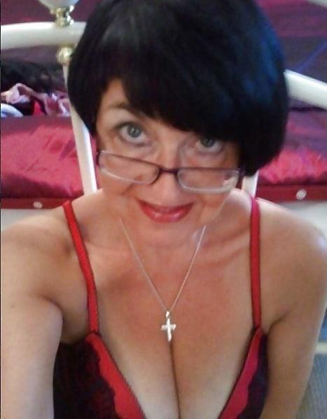 Granny big boob pic-3219