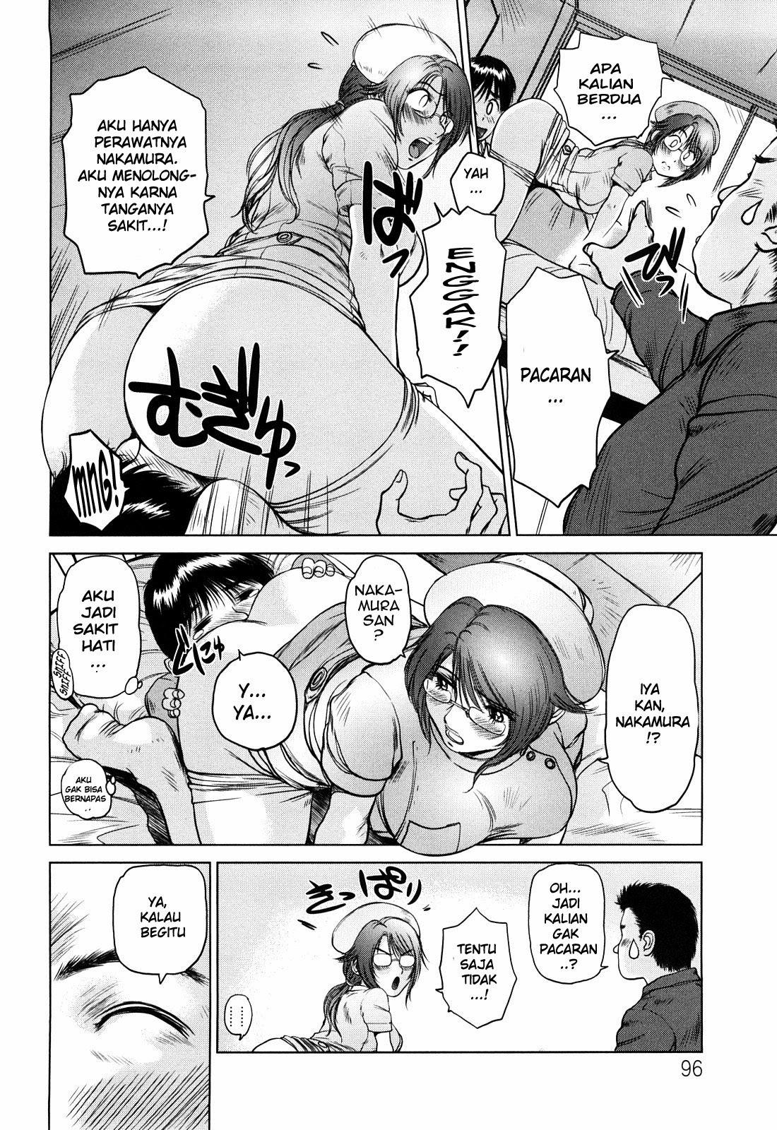 Komik Hentai Suster Semok bikin sange 2 Pasien Manga Sex Porn Doujin XXX Bokep 10