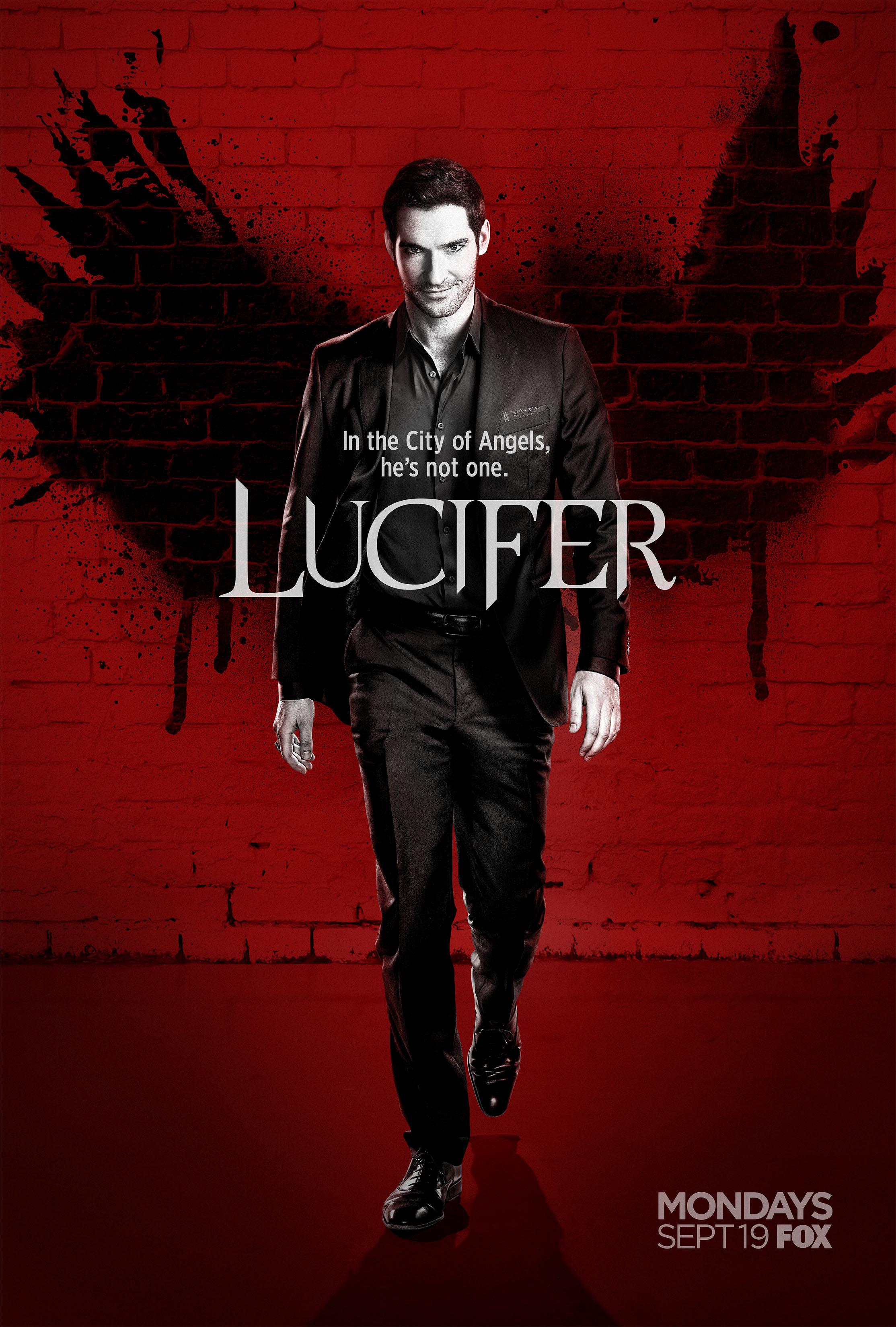 Lucifer Season 4 S04 720p WEBRip HEVC