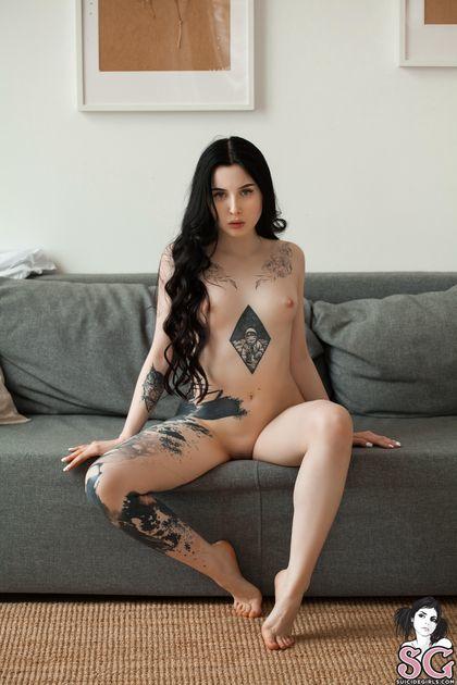 [SuicideGirls.com] Janecherry [2019-2021] [Alternative, Solo, Multi, Posing] [2927x4388 - 7062x5278, 429 фото, 8 сетов]