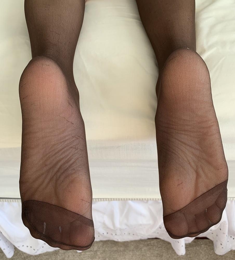 Lesbian feet bondage-2776