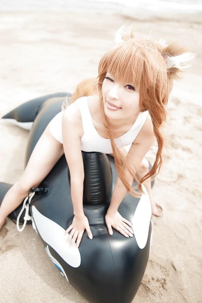 Sexy anime fox girl-2843
