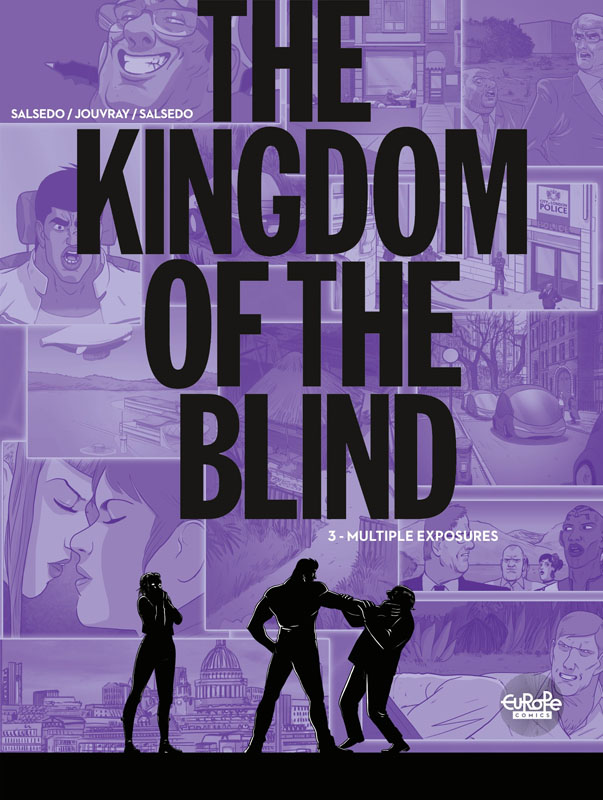 The Kingdom of the Blind 01-03 (2019)