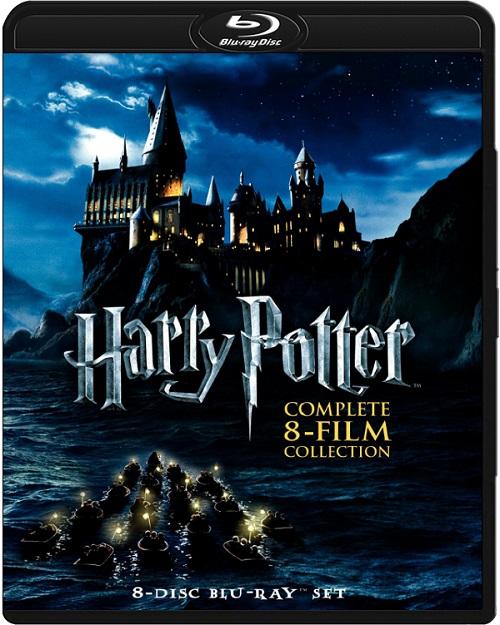 Harry Potter [Komplet 8 Części]/ Harry Potter (2001-2011) PLDUB.720p.BDRip.XviD.AC3-ELiTE / Dubbing PL