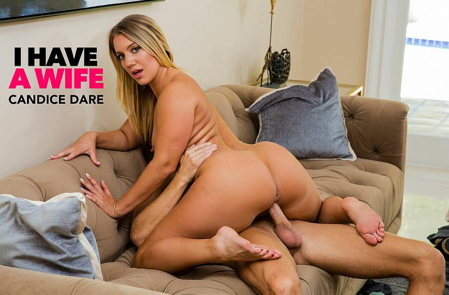 Candice Dare, Ryan Mclane – I Have A Wife – Naughty America