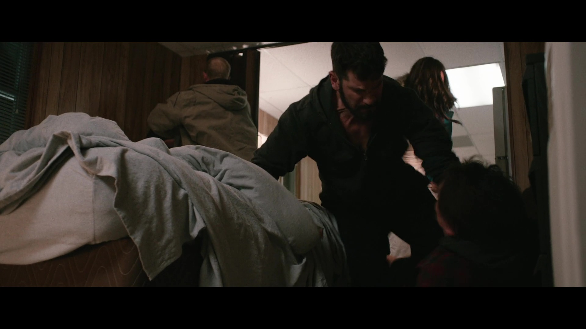 Muerte Misteriosa 1080p Lat-Cast-Ing[Crimen](2017)
