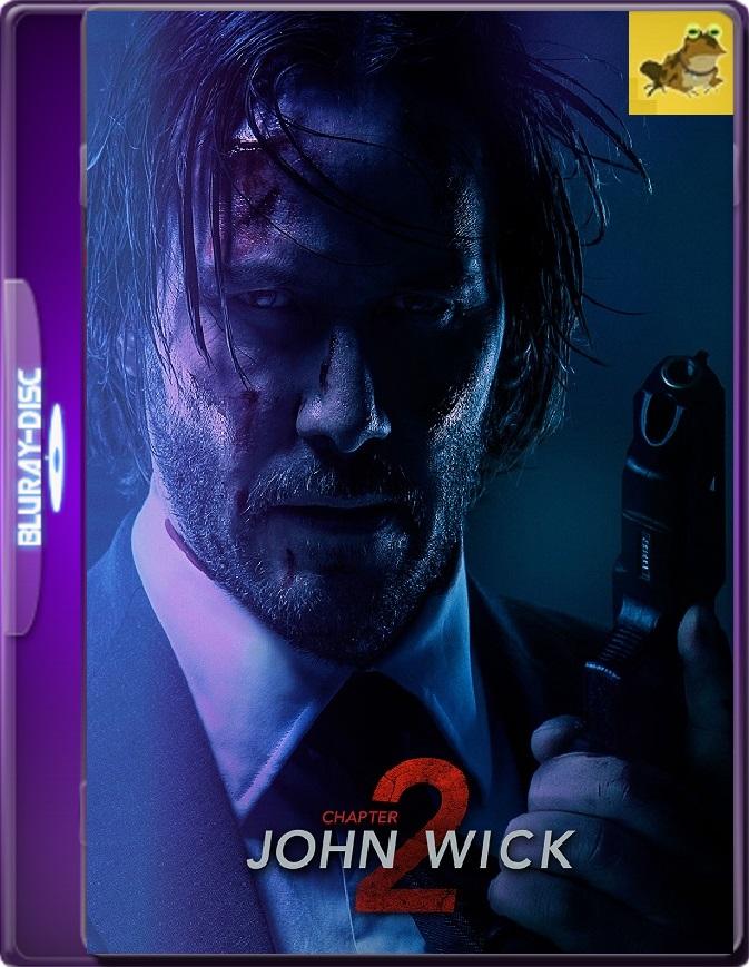 John Wick 2: Un Nuevo Día Para Matar (2017) Brrip 1080p (60 FPS) Latino / Inglés