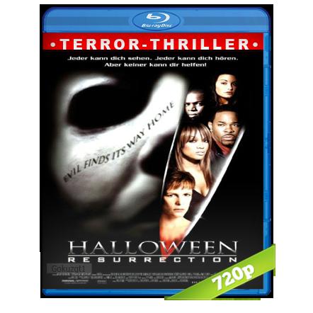 descargar Halloween 8 [2002][BD-Rip][720p][Trial Lat-Cas-Ing][Terror] gratis